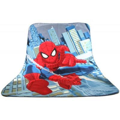 Dětská deka Spiderman 150x100cm