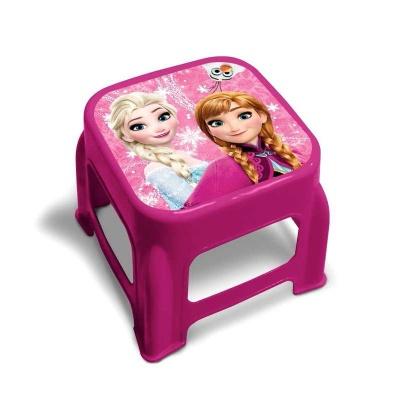 Stolička růžová Frozen - Ledové království