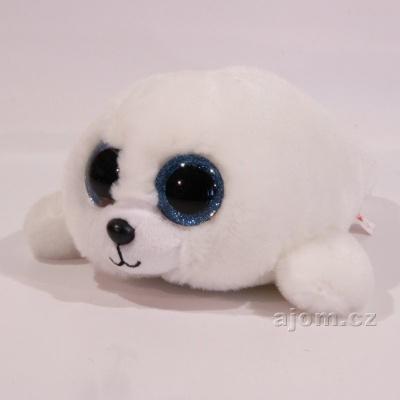 Plyšový Tuleň TY - s velkýma očima