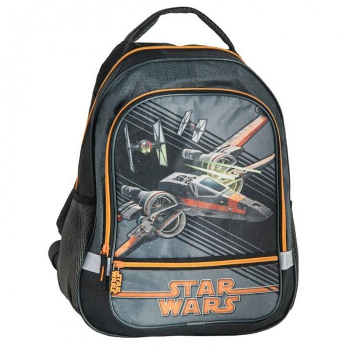 Školní dvoukomorový batoh Star Wars - ajom.cz 0f49dee211