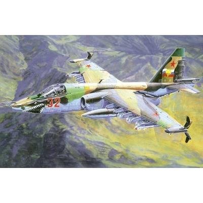 Suchoj Su-25K 1:72 Směr plastikový model letadla ke slepení
