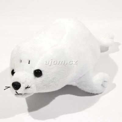 Plyšový Bílý tuleň