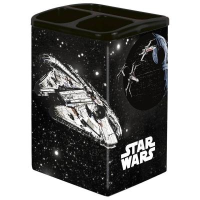 Stojánek na psací potřeby Star Wars tmavý