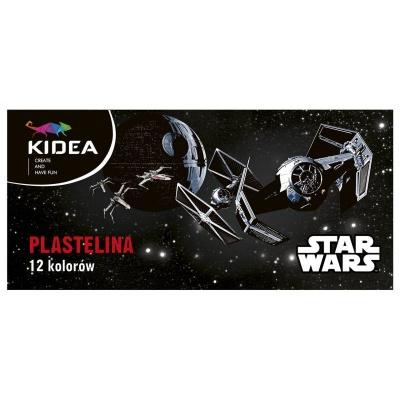 Plastelina 12 barev Star wars