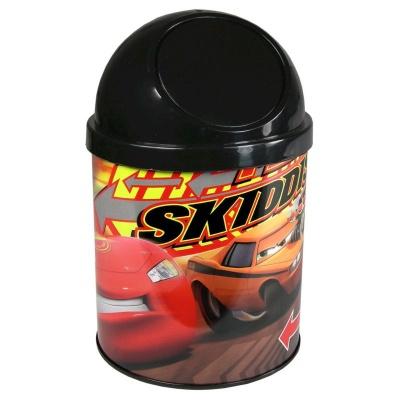 Malý odpadkový koš Cars - Auta