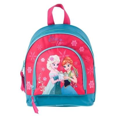 Dětský batoh malý růžový Frozen Ledové království