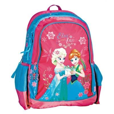 Školní batoh brašna růžová Frozen Ledové království