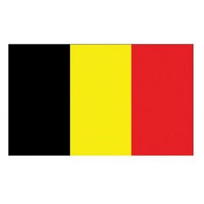 Vlajka Belgie 150 x 90 cm