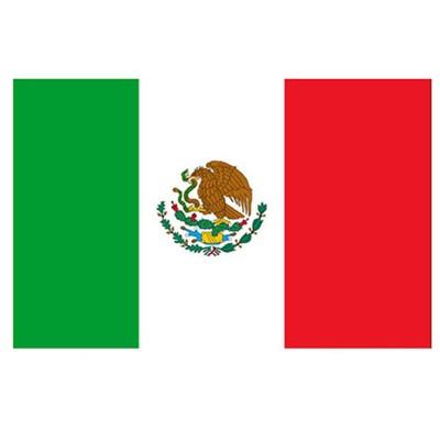Vlajka Mexiko 150 x 90 cm
