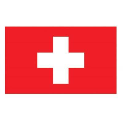 Vlajka Švýcarsko 150 x 90 cm