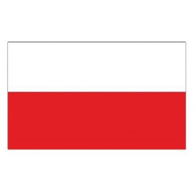 Vlajka Polsko 150 x 90 cm
