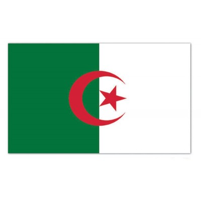Vlajka Alžír 150 x 90 cm