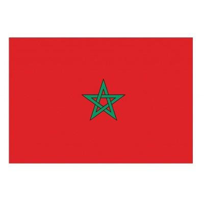 Vlajka Maroko 150 x 90 cm