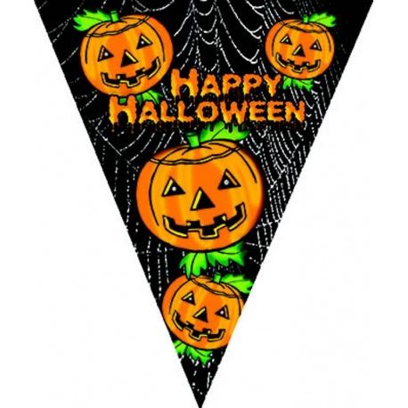 Girlanda Happy Halloween