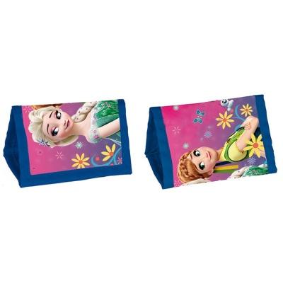 Dětská textilní peněženka Frozen Ledové království
