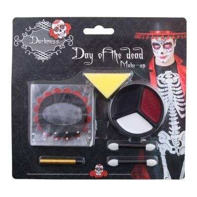 Make up - sada Dia de los Muertos