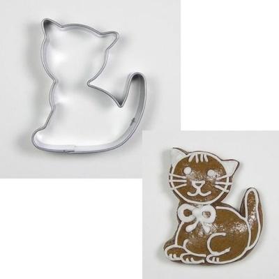 Vykrajovátko Kočka