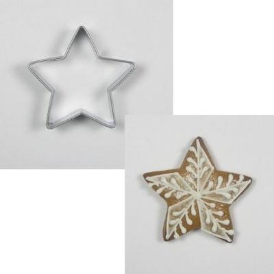 Vykrajovátko Hvězda malá