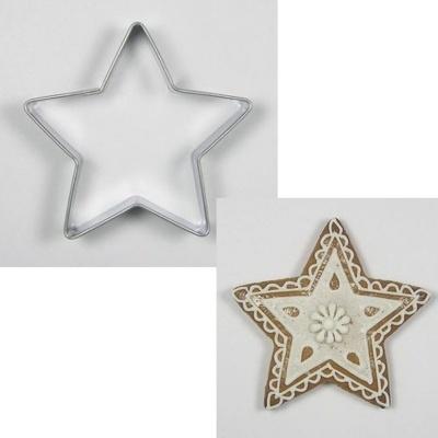 Vykrajovátko Hvězda střední