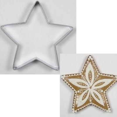 Vykrajovátko Hvězda velká