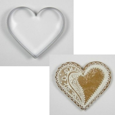 Vykrajovátko Srdce střední