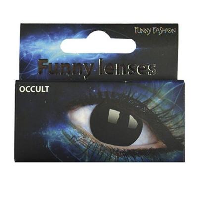 Barevné kontaktní čočky Temné
