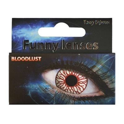 Barevné kontaktní čočky Krvavé