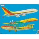 Puzzle Larsen - Letecká doprava