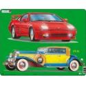 Puzzle Larsen - Automobilová doprava