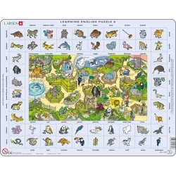 Puzzle Larsen - Hodina angličtiny 5