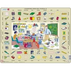 Puzzle Larsen - Hodina angličtiny 6