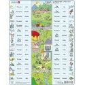 Puzzle Larsen - Hodina angličtiny 7