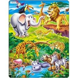 Puzzle Larsen - Safari
