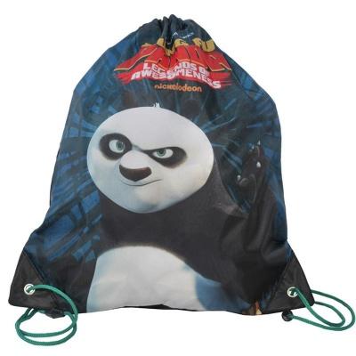 Pytel na tělocvik - přezůvky Kung Fu Panda