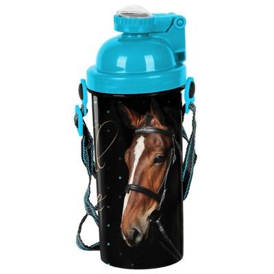 Plastová láhev 500ml Kůň