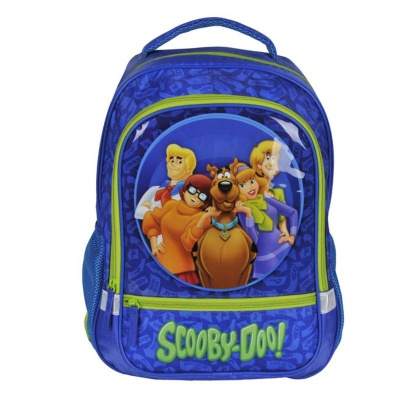 Školní batoh brašna Scooby Doo a parta