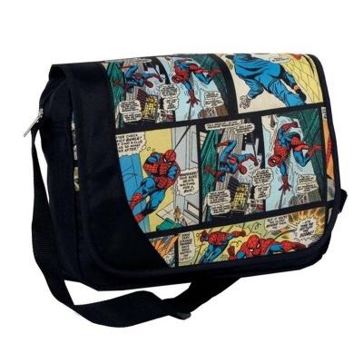 Taška přes rameno kabela Spiderman komiks