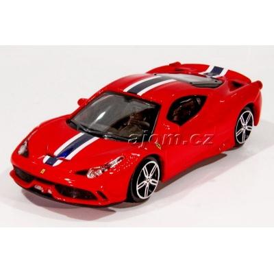 Ferrari 458 speciale model auta Bburago 1:43