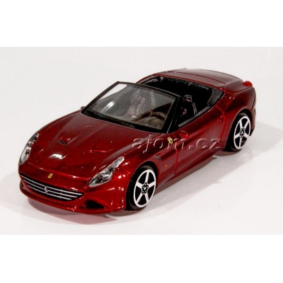 Ferrari California T (open top) model auta Bburago 1:43