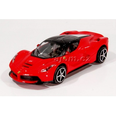 Ferrari LaFerraci model auta Bburago 1:43