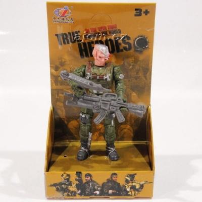 Figurka voják se zbraní