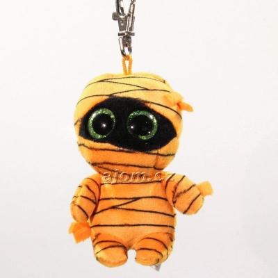 Přívěšek - Plyšová mumie TY - s velkýma očima