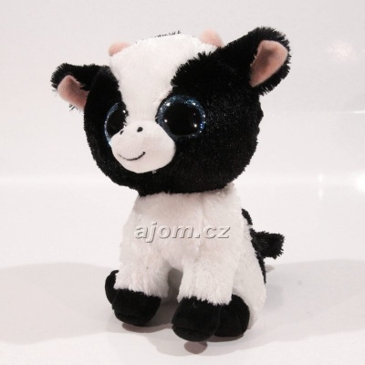Plyšová kráva TY - s velkýma očima