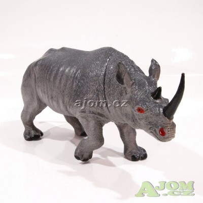 Figurka velká - nosorožec