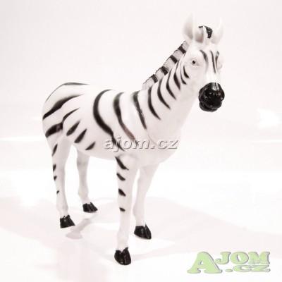 Figurka velká - zebra