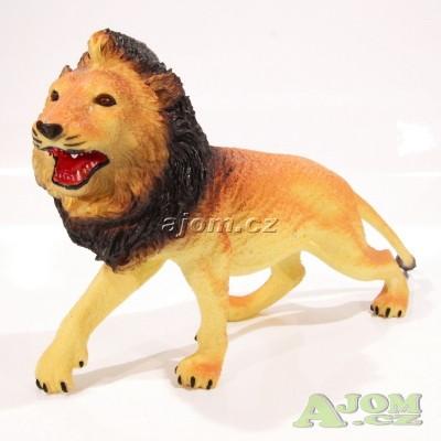 Figurka velká - lev