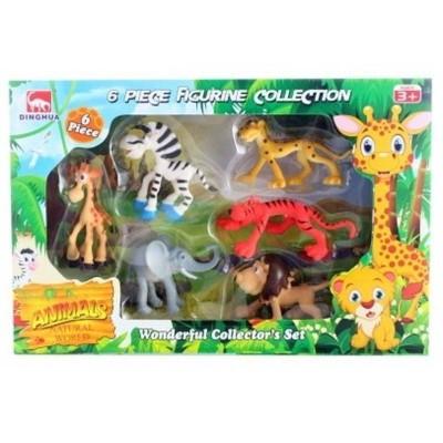 Zvířátka divoká - safari