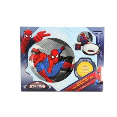 Jídelní sada Spiderman