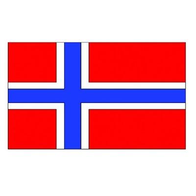 Vlajka Norsko 150 x 90 cm