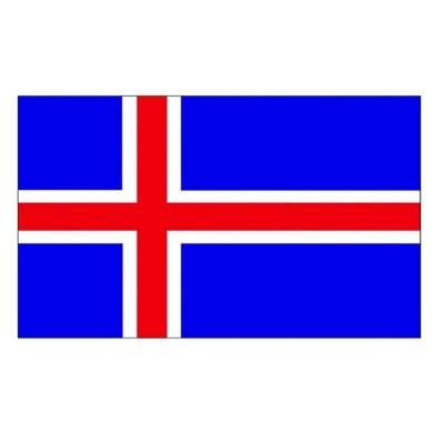 Vlajka Island 150 x 90 cm